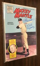 MICKEY MANTLE #1 (1991 Magnum) -- SIGNED By Joe SINNOTT + 2 More -- SEALED