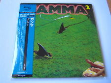 GAMMA 2  Japan mini LP SHM CD   Ronnie Montrose