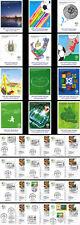 "12 FDC ALLEMAGNE ""FIFA Coupe du Monde 2006 Match Equipe de France Football"" 2006"