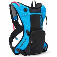 New USWE Ranger 3 Hydration Backpack Blue - Motocross Enduro MTB