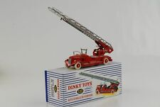 Delahaye Feuerwehr Auto-Echelle de Pompiers Ref 32D 1:43 Dinky Toys Atlas