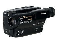 Sony Handycam ccd-tr650e hi8 Caméscope - 8 mm Video Camera Recorder