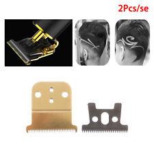 2Pcs T9 Trimmer Replacement Blade Barber Cutter Head Shaver Clipper Ceramic.dr