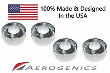 """1997-01 Honda CR-V RD1 SET of 2"""" Lift Spacers. CNC & Made in USA."""