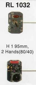 RONDA RL1032 RL1042 ( RL732 ) battery quartz works movement moduel for watches
