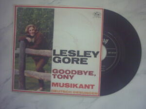 Lesley Gore Goodbye Tony