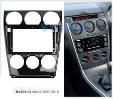 9inch Car Dash Kit for MAZDA 6, Atenza 2004-2016 Fascia Panel Facia Plate Bezel