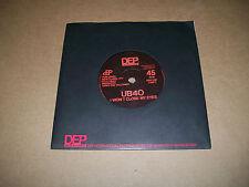 "UB40 - I Won't Close My Eyes - DEP International 7"" Vinyl 45 - 1981 - NM-"