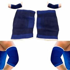 2 x Elastic Elbow Support Strap Protection Sport Injury Sprain Protects Elbow