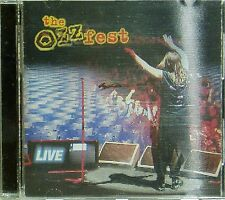 OZZY OSBOURNE 'THE OZZ FEST (HOLOGRAPHIC SLEEVE)' 10-TRACK CD