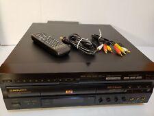 Pioneer DVL-V888 DVD CD Video CD LaserDisc Player Karaoke Player w Orig. Remote