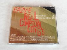 Eazy-E Real Compton City G's US Promo CD Single B.G. Knocc Out Dresta Ruthless
