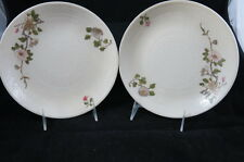 "Haviland Limoges H & Co Set of 2 Plates Luncheon 8 3/8""  Very Unusual Blank"