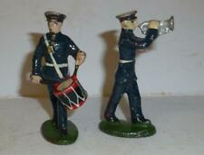 New listing 2 UNCOMMON WENDAL VINTAGE ALUMINIUM SALVATION ARMY BANDSMEN, FROM THE 1940/50'S