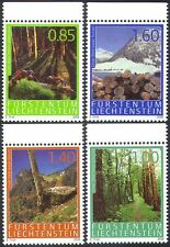 Liechtenstein 2009 Forests/Trees/Ants/Insects/Nature/Plants 4v set (n42325)