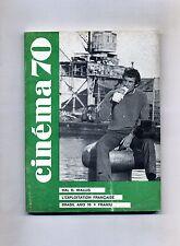CINÈMA 70-Le Guide Du Spectateur N. 150#Federation Francaise des Cinè Clubs 1970