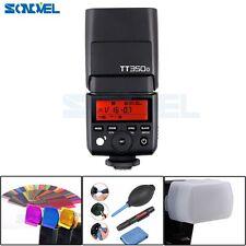 Godox TT350O Mini TTL HSS 2.4G Flash Speedlite F Panasonic DMC-GX85 G7 GF1 LX100