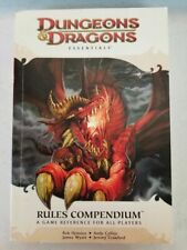 1x  Rules Compendium Used/Good Products - D&D 4E (4.0)