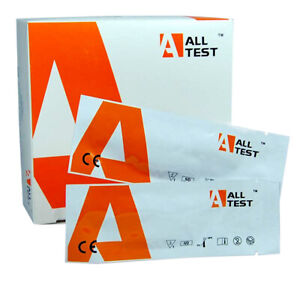 5 x NICOTINE COTININE SMOKING URINE TEST STRIP (ultra 100ng test kits)