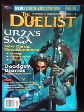 The Duelist Trading Card Game TCG Magazine Issue # 31 November 1998