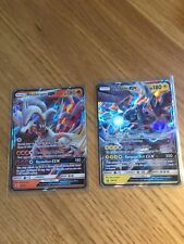 Reshiram Gx Promo Zekrom Gx Promo Dragons Majesty Holo Cards Mint