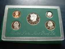 1997-S San Francisco United States Nickel, Copper Clad Proof 5-Coin Set