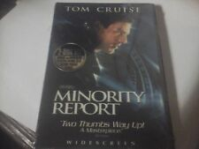 Minority Report (Tom Cruise) *New* 2 Disc Dvd