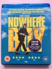 Nowhere Boy (Blu-ray, 2010)