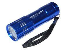 Britpart petite poche torche led de torche parfait pour l'hiver da8037