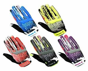 Gloves Unisex Cycling Touchscreen Safety Full Finger BMX -  MTB Racing Gloves