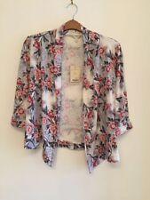 MONSOON Ladies Floral Shrug / Cardigan Size S