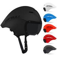 Lightweight Aero Helmet Cycling Triathlon MTB Road Bike Bicycle Helmet M7M1