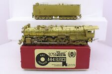 Key Imports Brass HO Scale Santa Fe 4-8-4 Northern Locomotive Modern Elesco