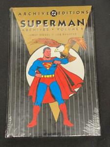 DC ARCHIVES EDITION, SUPERMAN ARCHIVES VOL 4, HARD COVER, HC, SEALED (CC2)