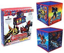 Transformers ripiegabile Scatola portaoggetti CUBI PER BAMBINI STANZA ORDINATA (