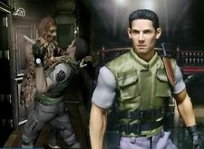 Resident Evil Chris Redfield 1/6 Scale Action Figure Model