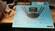 1200Mbps Smart WiFi Router, WAVLINK AC1200 Dual-Band Gigabit Ethernet Router