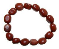 JASPIS ROT Edelstein Armband / RED JASPER Bracelet D120