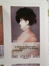 FRANCE 2016, timbre AUTOADHESIF, ART TABLEAU E. MANET, PAINTING MNH STAMP