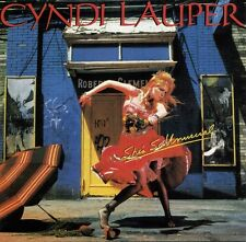 Cyndi Lauper CD She's So Unusual - Europe