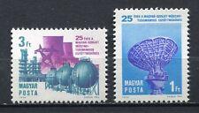 31961) HUNGARY 1974 MNH** Hungary USSR - Space 2v.