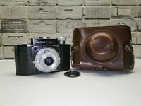 Smena-2 Soviet small-format scale camera USSR 1962 year