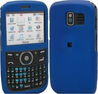 Hard Rubberized Case plus for Pantech Link P7040 - Blue