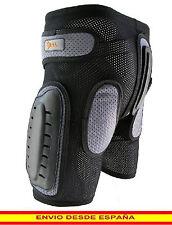 Pantalon Corto Protecciones CE Moto Motocross Quad Deportes Bici MX