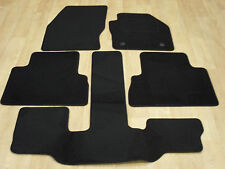 Ford C-Max Grand (2013-16) Fully Tailored Car Mats in Black