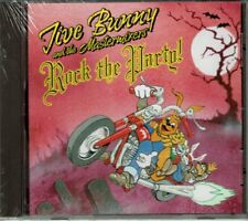 Jive Bunny and The Mastermixers Rock The Party     BRAND  NEW SEALED  CD