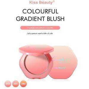 Blush Peach Cream Makeup Blush Palette Cheek Contour Korean Cosmetics Blus CU21