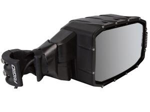 Rigid Industries Reflect Convex Mirror Set w/ LED 64011