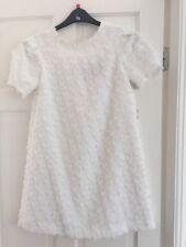 Zara Eyelash Girls Dress 13-14 year New Party Wedding Christening