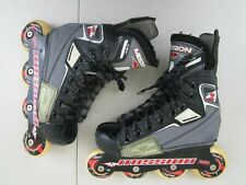 Mission CSX Inline Roller Hockey Skates Size Youth 12E